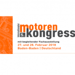 KEYOU auf dem 5. Internationalen Motorenkongress in Baden Baden