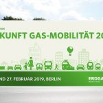 """Symposium """"FUTURE GAS MOBILITY 2019"""" – KEYOU presentation on the second day of the lecture"""
